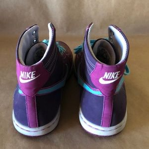 Nike Shoes - NIKE Scandal Mid Athletic Multi Color Shimmer Shoe